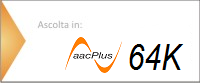 ascolta Radio Capitale in formato AAC+